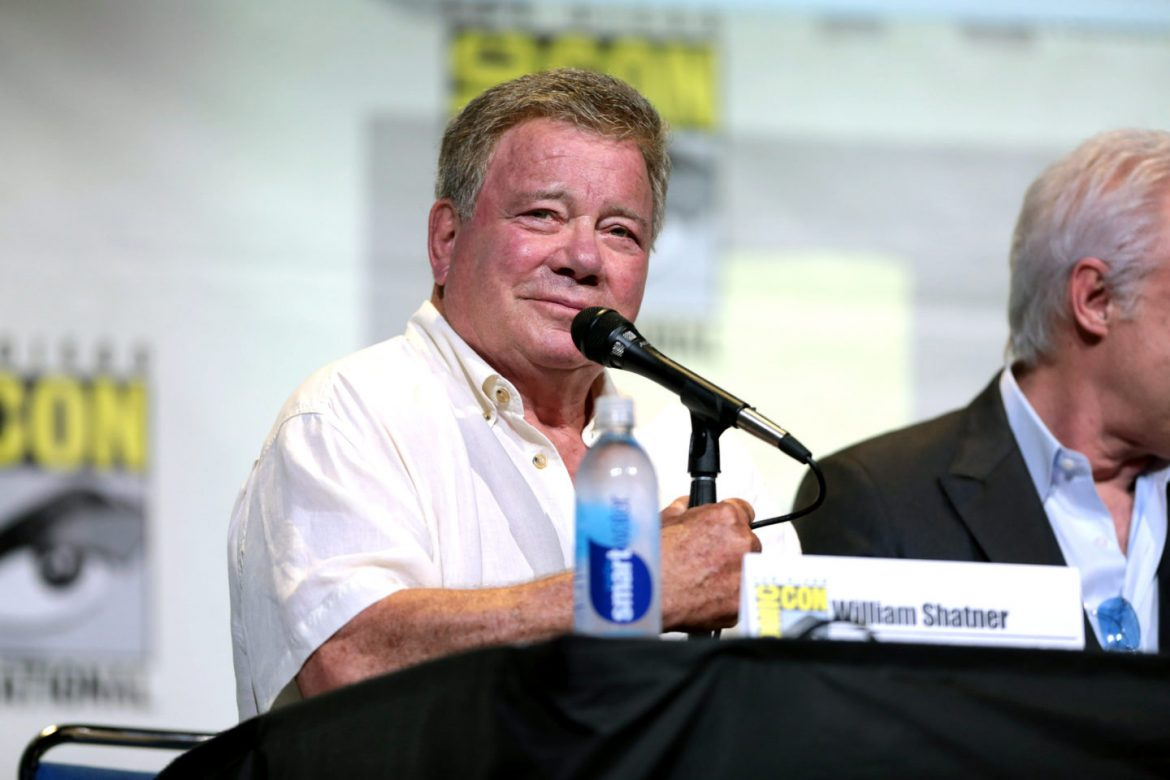 William Shatner Calls Cannabis Extract Products 'Magical' • High Times